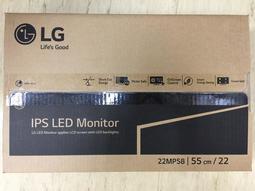 LG 22MP58VQ-P 22吋 螢幕