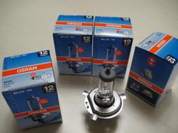 SODEN Go~歐司朗OSRAM德國原裝標準型汽車大燈 燈泡 H4 12V 60/55W/PHILIP/NGK/3M