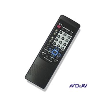 Dr.AV RC-1031K 國際化王三代 PANASONIC 傳統電視遙控器