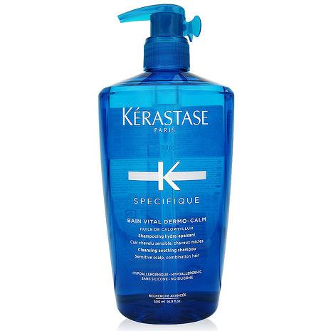 K'ERASTASE卡詩 清新舒緩髮浴(經典限量版)500ml (公司貨)