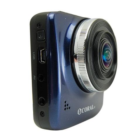 CORAL G2 FULL HD 行車紀錄器+8G記憶卡