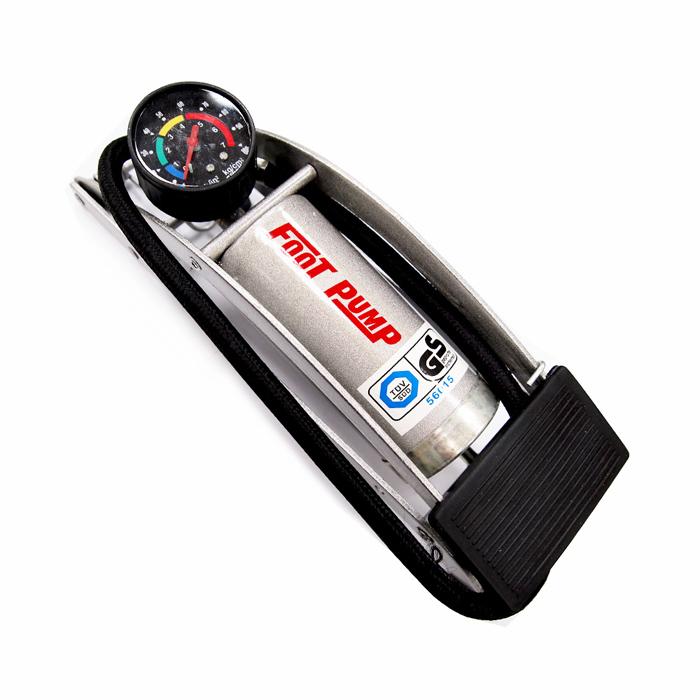行家耐用型單管打氣機 (腳踏車︱輪胎︱充氣︱道路救援)