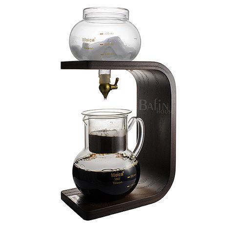 MOICA 極簡造型 冰滴咖啡器 (4人份)