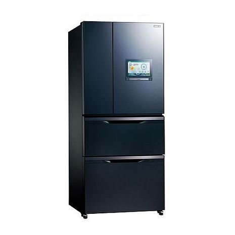 【SAMPO聲寶】560L智慧變頻四門冰箱 SR-NW56PI(尊爵藍B3)