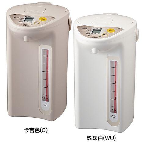 TIGER 虎牌 日本原裝 3.0L微電腦電熱水瓶 PDR-S30R-WU(珍珠白色)