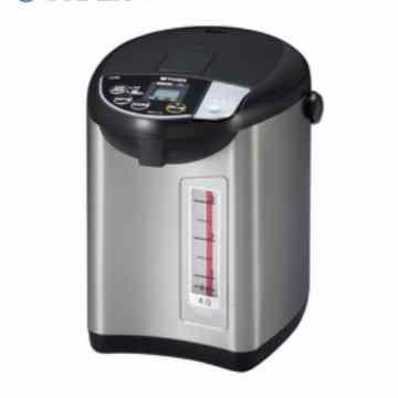 TIGER 虎牌 4.0L無蒸氣VE節能真空熱水瓶 PIE-A40R-KX