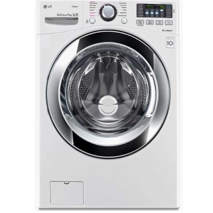 回函贈★【LG樂金】18kg蒸氣滾筒洗衣機 WD-S18VBW 促銷