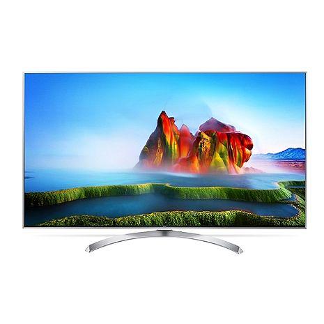 《扣清無贈最優惠》LG 樂金 55吋 Nano Cell SUPER UHD 4K 電視 55SJ800T (奈米畫質評價優於TH-58EX750W KD-55X7000E TH-50EX750W )