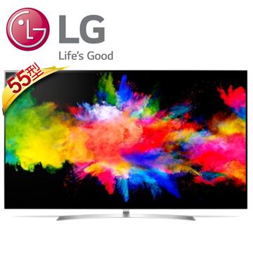 LG 樂金(預購) 55吋 超4K UHD OLED電視 OLED55B7T/55B7T (OLED55B6T的新款)