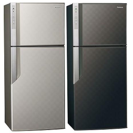 Panasonic國際牌變頻雙門電冰箱422公升 NR-B429GV-S/NR-B429GV-K銀河灰