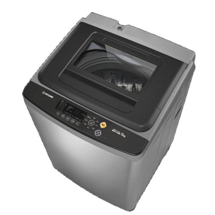 【TATUNG大同】15公斤全自動單槽洗衣機 TAW-A150L