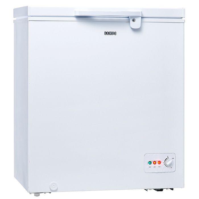 【SAMPO聲寶】150公升上掀式冷凍櫃(SRF-151G)