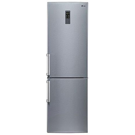 【LG樂金】350公升上冷藏下冷凍直驅變頻冰箱 GW-BF388SV 授權