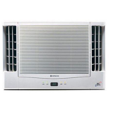 【HITACHI日立】4坪變頻冷暖雙吹式窗型冷氣RA-28NV(不參加原廠贈品活動)
