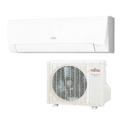 【富士通Fujitsu】變頻一對一分離式冷氣L系列(ASCG040JLTB/AOCG040JLTB)