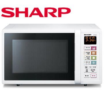 夏普 SHARP 25L微電腦燒烤微波爐 R-T25JG(W)