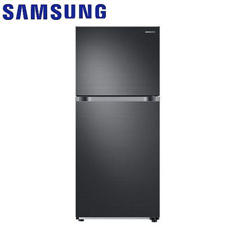 回函加碼送★Samsung三星 500L 雙循環雙門冰箱 RT18M6219SG/TW 不袗黑