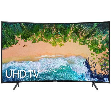 SAMSUNG三星65吋LED聯網黃金曲面4K電視UA65NU7300/UA65NU7300WXZW