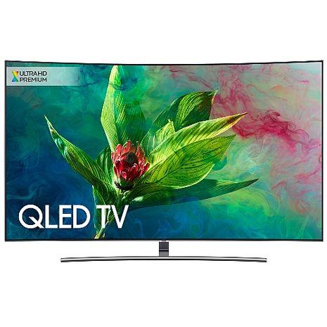 回函贈★SAMSUNG三星65吋QLED聯網黃金曲面4K電視QA65Q8CN/QA65Q8CNAWXZW