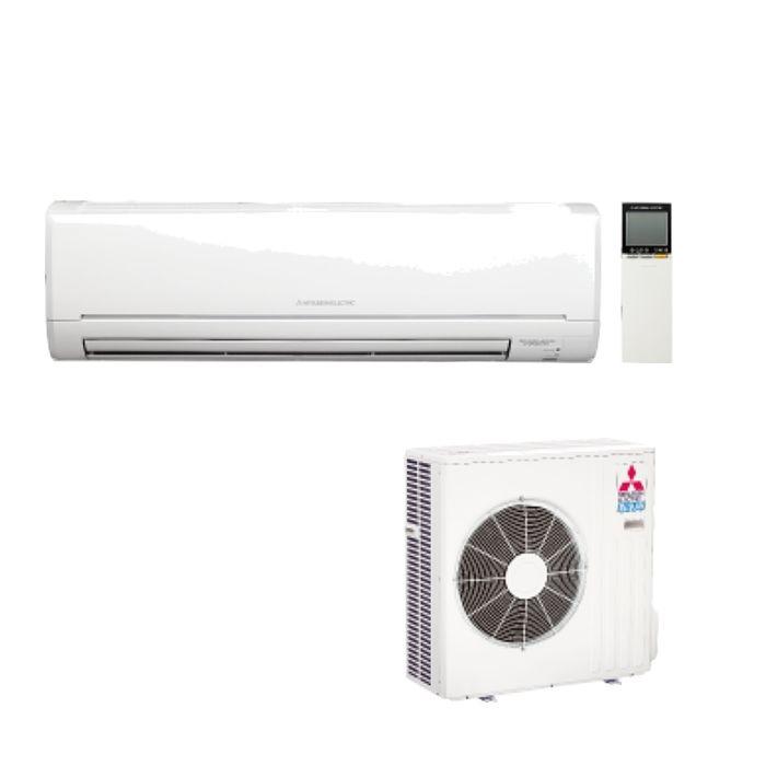 【MITSUBISHI 三菱】《變頻冷專》約8坪 一對一分離式空調 MSY-GE50NA/MUY-GE50NA
