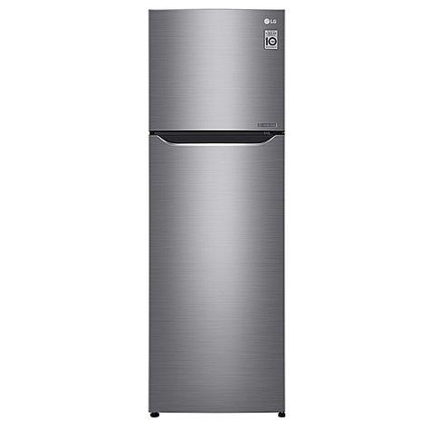 【LG 樂金】208公升 直驅變頻上下門冰箱 精緻銀GN-L297SV