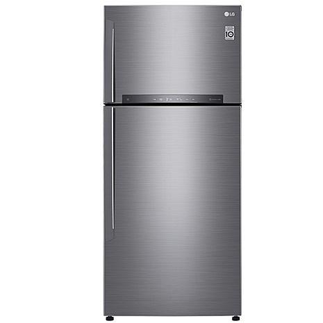 【LG 樂金】525公升 直驅變頻上下門冰箱 精緻銀 GN-HL567SV