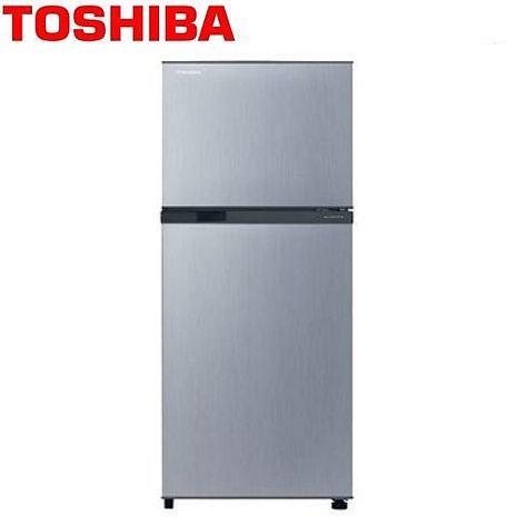 【TOSHIBA東芝】186公升變頻電冰箱GR-M25TBZ(S)