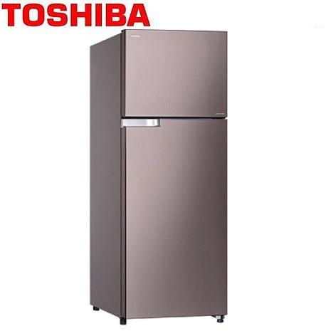 TOSHIBA東芝 330L雙門變頻冰箱 GR-A370TBZ(N)