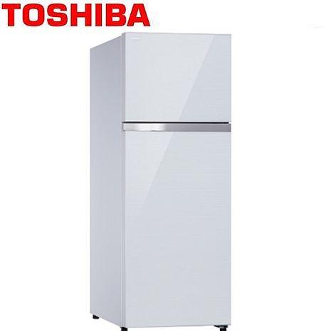 TOSHIBA東芝 409L雙門變頻冰箱 GR-AG46TDZ(ZW)