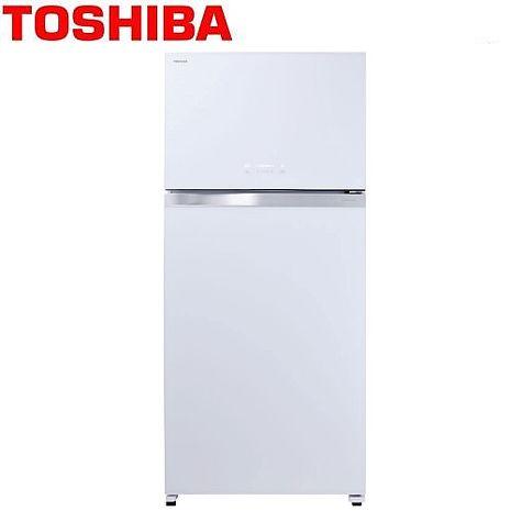 TOSHIBA東芝608L變頻冰箱GR-WG66TDZ(ZW)