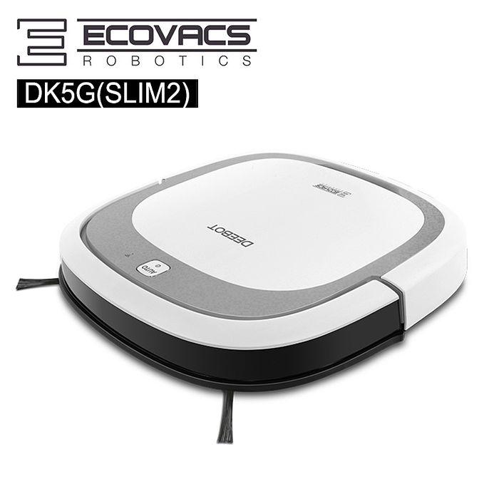 【ECOVACS】雲端智能地面清潔機器人DA5G-Slim2柔光灰(APP)