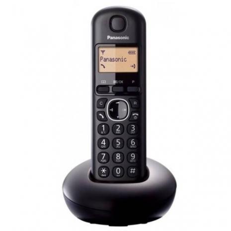 【TGB210TW】 Panasonic 國際牌數位DECT 無線電話 KX-TGB210 (松下公司貨) 黑色