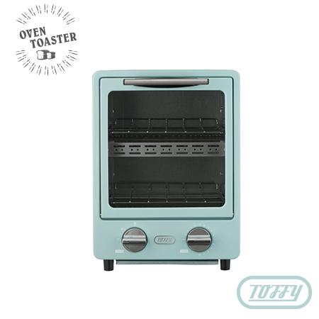 日本Toffy|經典電烤箱 K-TS1馬卡龍綠