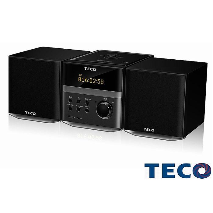 【TECO東元】無線藍牙/CD/USB組合音響XYFSC128