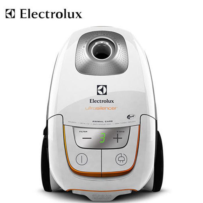 送送送【Electrolux伊萊克斯】超靜音吸塵器UltraSilence ZUS4065PET