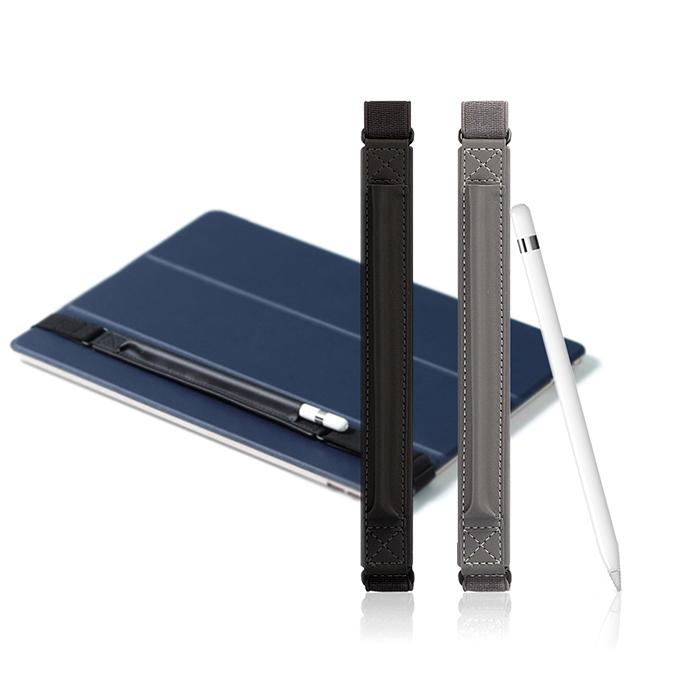 "Patchworks Apple Pencil 智慧筆套 適用iPad Pro 9.7""及iPad Pro 12.9""黑色"