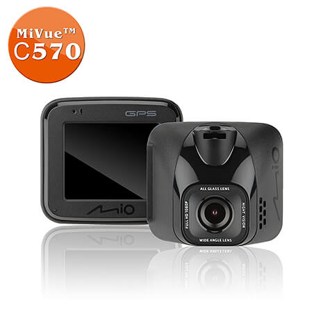 Mio MiVue C570 GPS測速行車記錄器加送-16G卡+胎壓錶+香氛+掛鉤+萬用布星光級感光元件 F1.8光圈 Sony Sensor