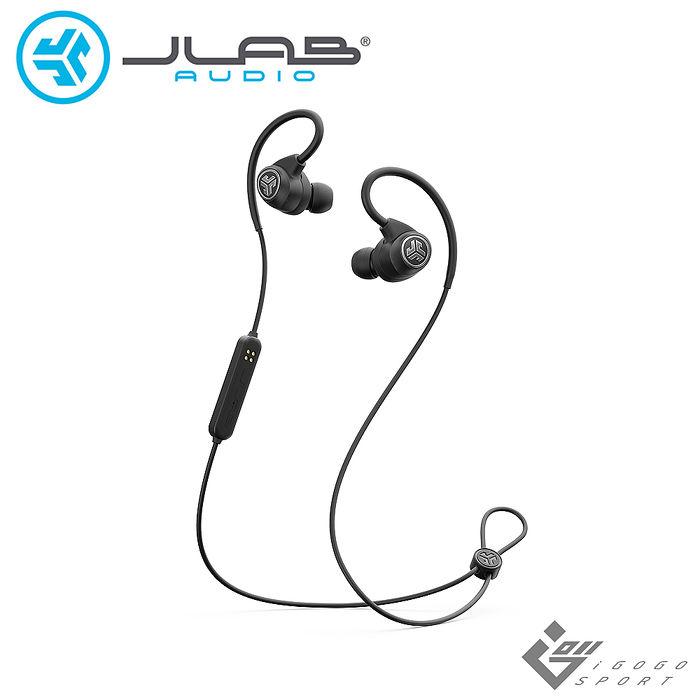 JLab Epic Sport 藍牙運動耳機黑色