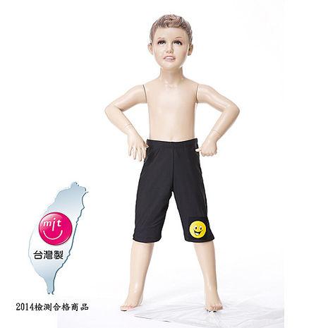 【Bich Loan】兒童學習七分泳褲附泳帽加13003101XL/14