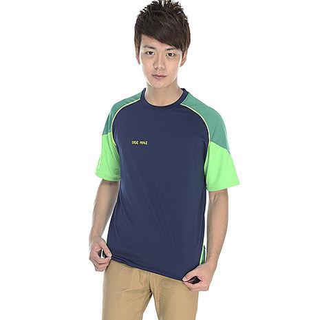【SAIN SOU】MIT吸濕排汗短袖圓領T恤(中性款)T26416M