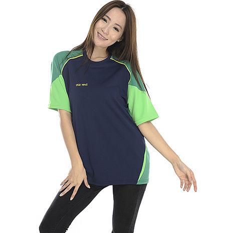 【SAIN SOU】MIT吸濕排汗短袖圓領T恤(中性款)T26416XL
