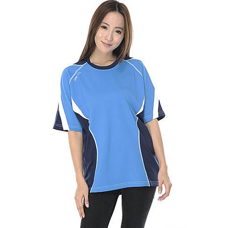 【SAIN SOU】MIT吸濕排汗短袖圓領T恤(女款)T26419M