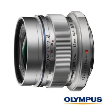 Olympus M.ZUIKO ED 12mm F2.0 鏡頭(12 2.0元佑公司貨)