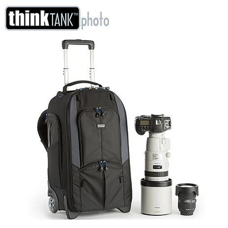 thinkTank 創意坦克 StreetWalker Roller V2.0 滾輪 拉桿 雙肩後背包 SW497 / TTP497