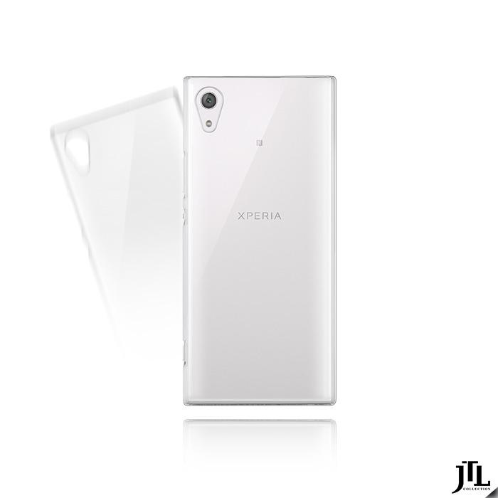 JTL SONY Xperia XA1 Ultra輕量透明超抗刮手機保護殼