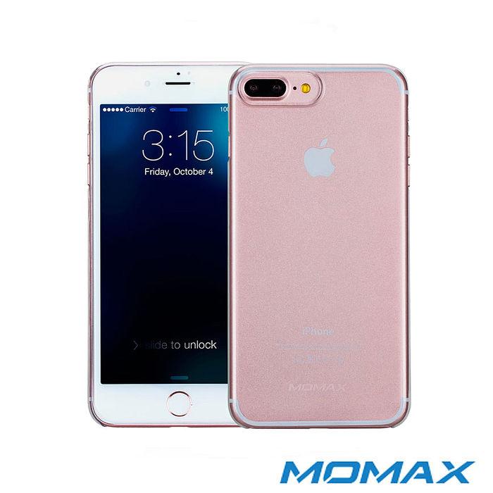 Momax iPhone 8/7 Plus 透明輕薄保護殼