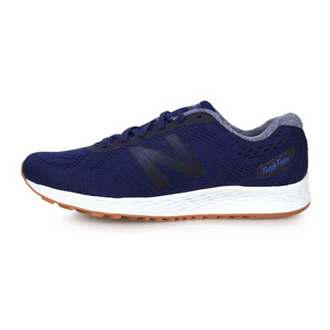 【NEWBALANCE】FRESH FOAM ARISHI 男慢跑鞋-2E-寬楦 丈青27.5