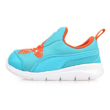 【PUMA】BAO 3 AQUARIUM INF 男女童運動鞋-輕便鞋 童鞋 慢跑 湖水藍橘14.5