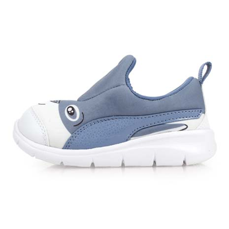 【PUMA】BAO 3 AQUARIUM INF 男女童運動鞋-輕便鞋 童鞋 慢跑 鐵灰15