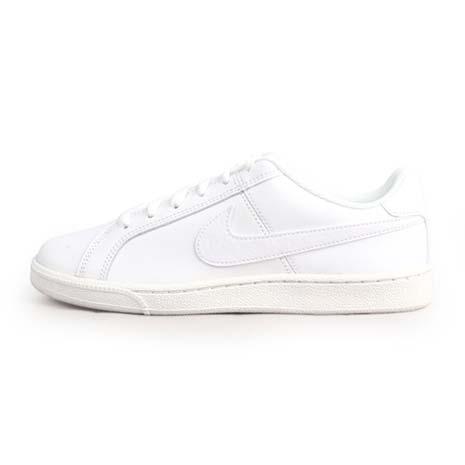 【NIKE】WMNS COURT ROYALE 女休閒鞋-慢跑 白24